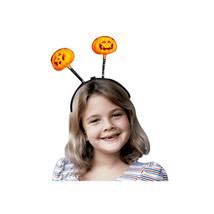 Blinkee Halloween Holiday Seasonal Decorative Eve Pumpkin Head Boppers - $15.31