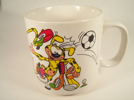 Houba Marsupilami Mug, made by everyone loves to get applause American s... - $22.99
