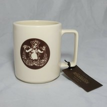 NWT Starbucks Coffee 2015 The First Store Pike Place Mug Cup Brown Siren... - $32.62