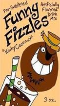 "Funny Fizzles ""Kooky Coconut"" Magnet - $5.99"