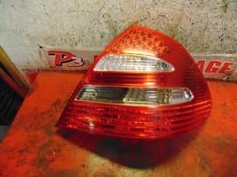06 05 04 03 Mercedes Benz E500 oem passenger right brake tail light assembly - $49.49