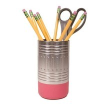 Office Boss Desk Gifts Pencil End Cup Pens Writ... - $26.00