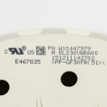 W10754161 Whirlpool - $80.34