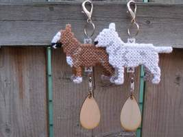 Bull Terrier dog crate tag or hang anywhere dec... - $18.00