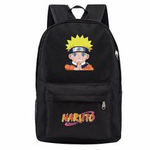 Naruto Theme Fighting Anime Series Backpack Schoolbag Daypack Bookbag Naruto - $23.99