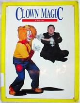Clown Magic David Ginn Piccadilly pb clown entertainment skits routines ... - $15.00