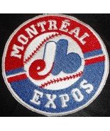 Montreal Expos Logo Iron On Patch - $4.99