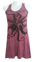 YOGA MINI DRESS Octopus Sea Ocean Nature Freedom Summer Zen SURE Hippie ... - $19.99