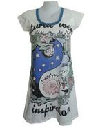 Yoga Mini Dress Magic Frogs Psychedelic Nature Hobo Boho Weed Hippie yin... - $20.78