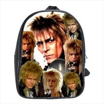 backpack school bag david bowie labyrinth king goblin jareth bookbag 3 sizes - $42.00