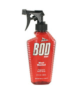 Bod Man Most Wanted by Parfums De Coeur Fragrance Body Spray 8 oz for Men - $13.95
