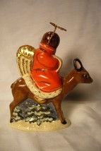 Vaillancourt Folk Art, 35th Ann Angel and Deer Limited signed by Judi image 2