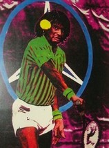 1990 SIGNED & NUMBERED YANNICK NOAH TENNIS LITHO FRAMED PRINT 32/300 - $406.49