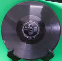 "1951 RCA Victor 10"" Shellac 78 RPM Record, The Bell Sisters, Play-Rated ... - $3.95"