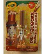 Crayola Pip-Squeaks Bjorn Brown Axe in Disguise Marker - $9.79