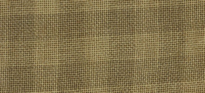 Primary image for 28ct Natural/Straw Gingham overdyed linen 36x27 cross stitch fabric Weeks Dye Wo