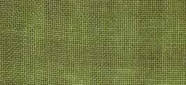 28ct Natural/Scuppernong Gingham overdyed linen 13x18 cross stitch fabric Weeks  - $14.40