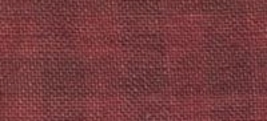 28ct Natural/Aztec Red Gingham linen 36x27 cross stitch fabric Weeks Dye - $58.50