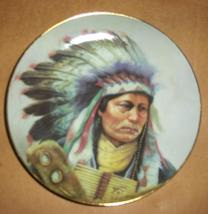 1991 Power Of The Blackfoot Perillo Collectors Plate - $60.03