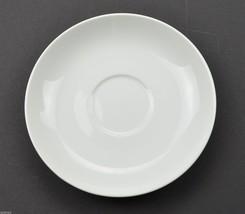 Mikasa Classic Flair White K1991 Pattern Saucer 1984 - 2007 China Dinnerware - $6.99