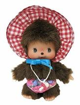 Monchhichi Bebichhichi ?Fafa?Plush Doll Mascot Boys 14cm Japan Import - $40.93