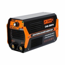 Welding machine DC IGBT SAB-258 T3 inverter Professional welder 250A 220... - $242.49