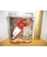 Baseball MLB Action Figure Toy Carlos Lee Houston Astros Major League Ba... - $18.99