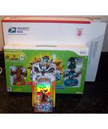 Nintendo Wii SKYLANDERS Swap Force: Starter Pack + HEX LIGHTCORE! New in... - $58.04