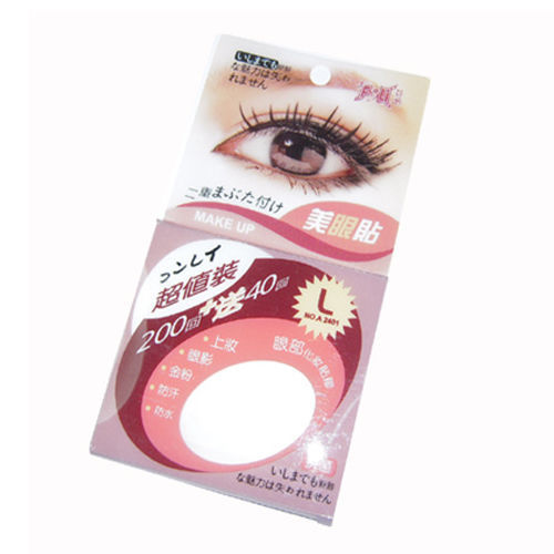 Primary image for 240 pairs Makeup Clear Double Eyelid Tape Sticker
