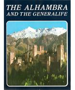 1992 The Alhambra and the Generalife Miguel Sanchez GRANADA, SPAIN Ricar... - $44.24