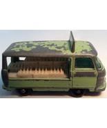 Matchbox #21 Commer Bottle Float Milk Green Delivery Truck by Lesney - £14.51 GBP