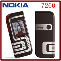 Original Nokia 7260 L'Amour Silver 100% UNLOCKED Cellular Phone 2G WARRA... - $79.05