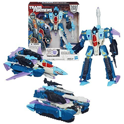"Hasbro Year 2013 Transformers Generations ""Thrilling 30"" Series Triple Changer V"