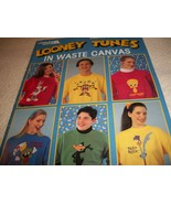 Looney Tunes In Waste Canvas Patterns  - $10.00