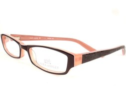 Laura Ashley Girls Flower Power Grey Mango Tango Eyeglasses Frames Children - $58.41