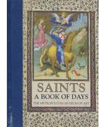 1995 Saints: A Book of Days Metropolitan Museum... - $22.11