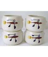 West Bend Stoneware Soup Bowls - $25.00