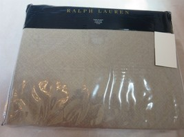 Ralph Lauren Dover Street Gaige Wool Throw blanket $400 - $190.07