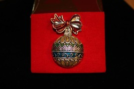 Holiday Cheer Pin - Ornament - NEW! - $11.69