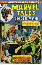 "Marvel Tales #64 : Starring Spider-Man in ""The Schemer"" (Marvel Comics) ... - $3.91"