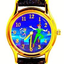 Peter Pan TinkerBell Fossil LTD 'The Disney 45th Anniversary' XX/3500 Wa... - $177.06