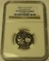 2000-S NGC CERTIFIED PROOF 69 ULTRA CAMEO SO. CAROLINA STATE QUARTER - $19.58