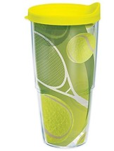 Tervis 16 oz Tennis Ball Hot and Cold Travel Tumbler With Lid 16 oz. wit... - $13.05