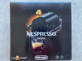 Nestle EN80B Original Espresso Machine by De'Longhi 12.6 x 4.7 x 9 inche... - $152.46