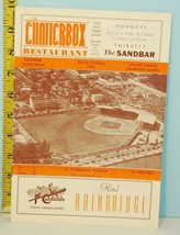 1951 Baseball Spring Training Scorebook: Phillies & N.Y. Giants + Others - $23.76