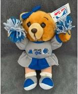 1994 Collectible Play by Play Orlando Magic Cheer Leader Plush Bear Doll... - $21.99