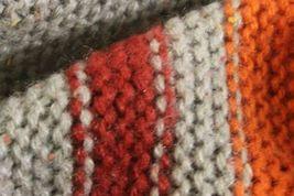 Free People Women's Long Knit Cardigan Size S/P Boho Hippie Sweatercoat Maxi image 4