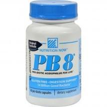 PB 8 Pro-Biotic Acidophilus For Life - 120 Capsules - $23.99