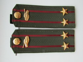 Modern MANY RANKS Russian Army Shoulder Boards Uniform Colonel Military ... - $13.82