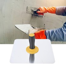 Durable Trowel Wear-resistant Aluminium Two-color Handle Finishing Craftsman Tro - $20.95